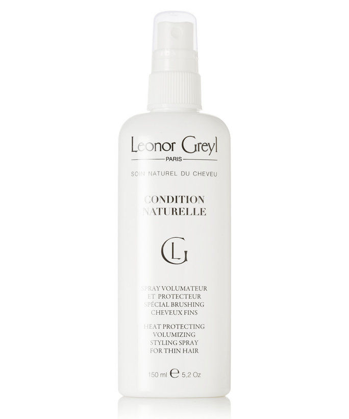 pre Heat Style Addicts: Leonor Greyl Condition Naturelle Heat Protective Styling Spray