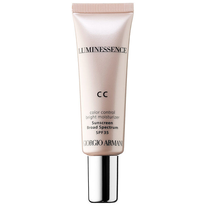 Giorgio Armani Beauty Luminessence CC Color Control Bright Moisturizer SPF 35