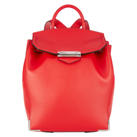Alessandro Wang leather backpack