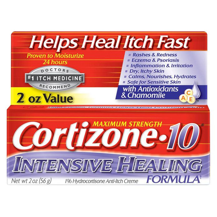 HYDROCORTISONE 1% CREAM or OINTMENT