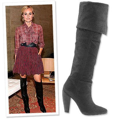 Rachel Zoe's Top Eleven Fall Trends - The Over-The-Knee Boot
