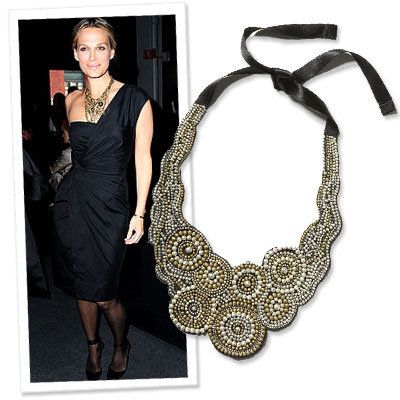 Rachel Zoe's Top Eleven Fall Fashion Trends - The Statement Necklace
