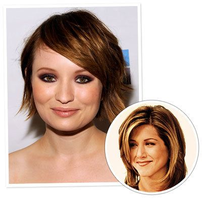 emily Browning - Jennifer Aniston - The Shag - Classic Hairstyles - Hair