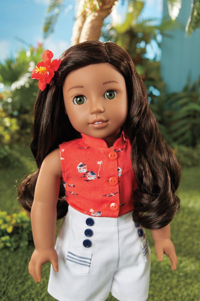 Americano Girl - Native American Doll - Embed -2