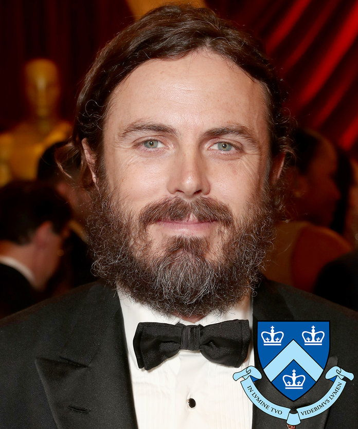 Casey Affleck - Columbia University