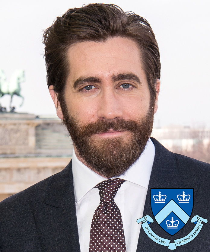 Jake Gyllenhaal - Columbia University