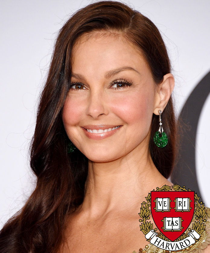 Ashley Judd - Harvard University