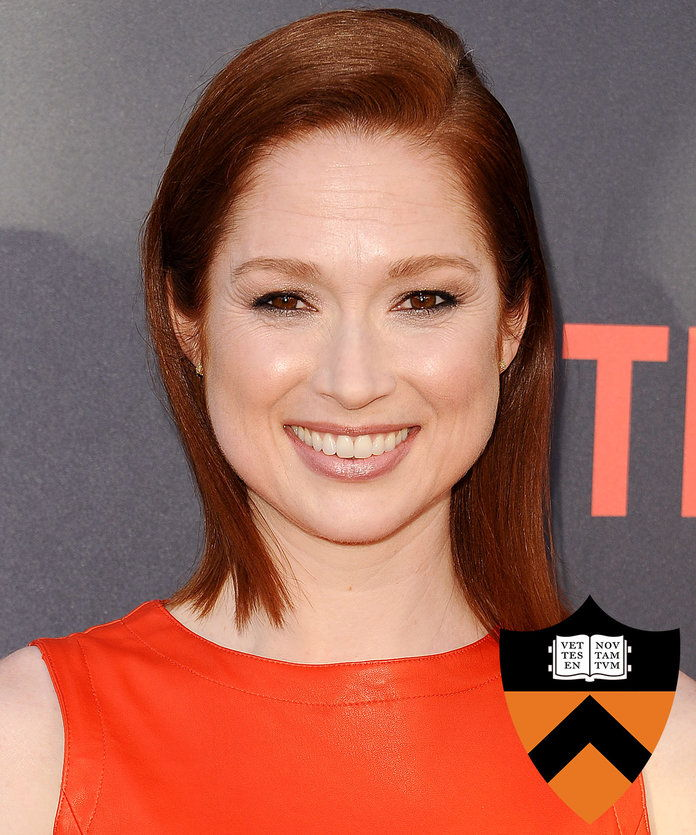 Ellie Kemper - Princeton University