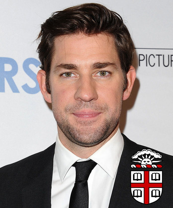 John Krasinski - Brown University