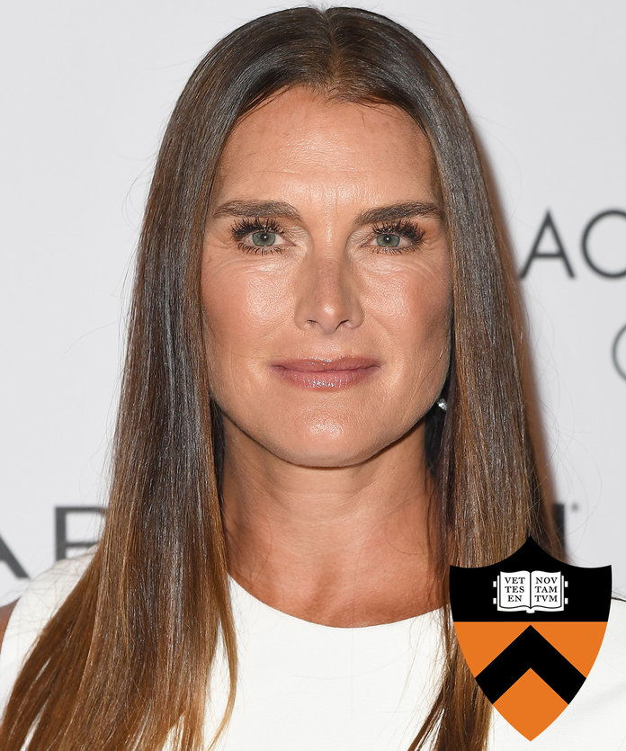 Brooke Shields - Princeton University