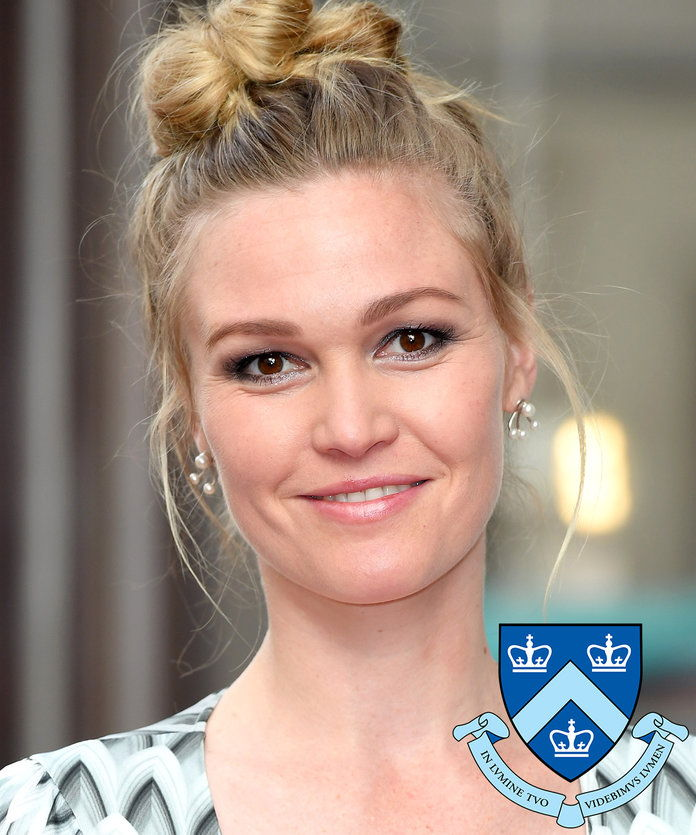 Julia Stiles - Columbia University
