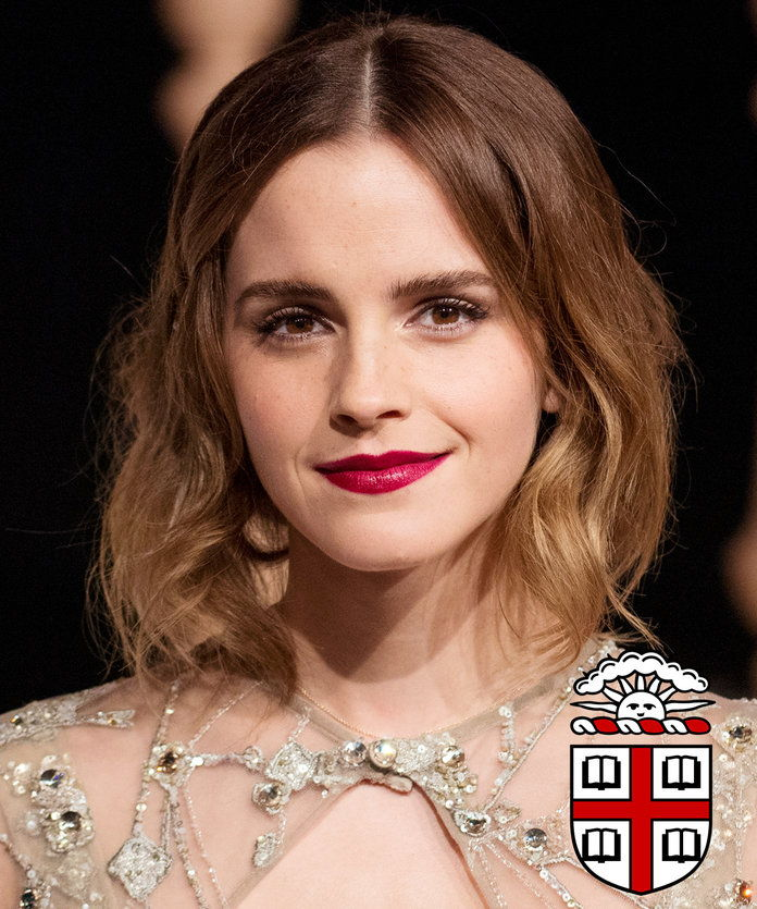 Emma Watson - Brown University