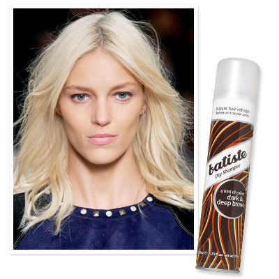 Batista Dry Shampoo - 10 Ways to Style Hair Quickly