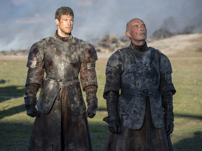 Dickon and Randyll Tarly