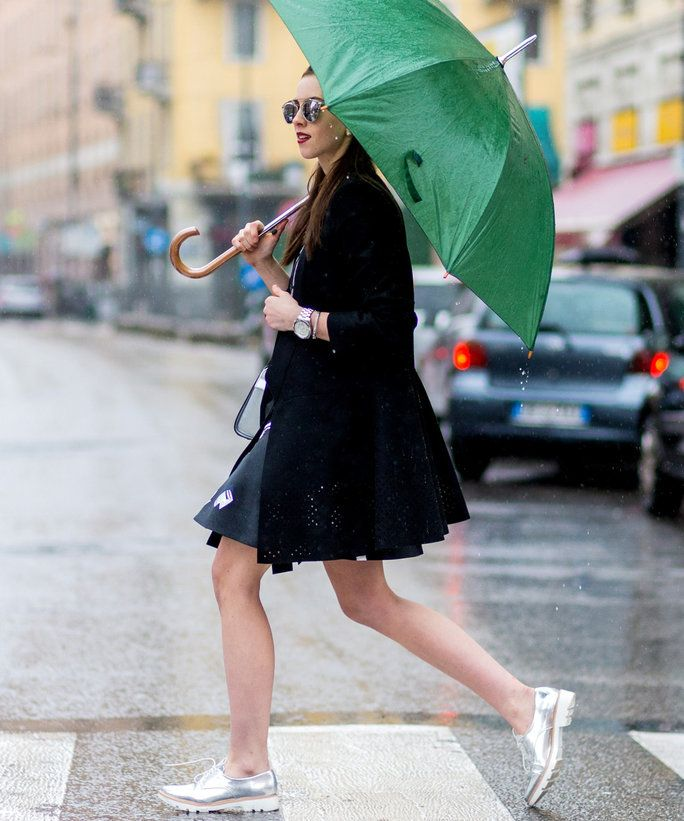 Chic Umbrellas - LEAD