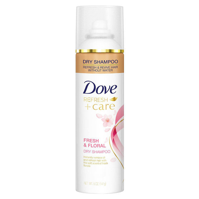 Dove Refresh + Care Fresh And Floral Dry Shampoo