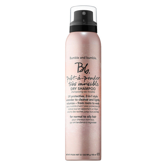 Bumble And Bumble Bb. Pret-A-Powder Tres Invisible Dry Shampoo With Pink Clay