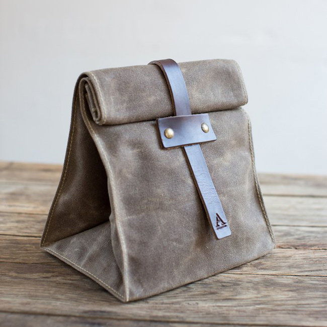 obed Tote with Tab