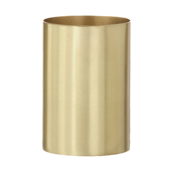 Ferm Living brass cup
