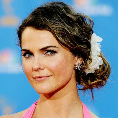 Keri Russell - Top 10 Party Hairstyles of 2010