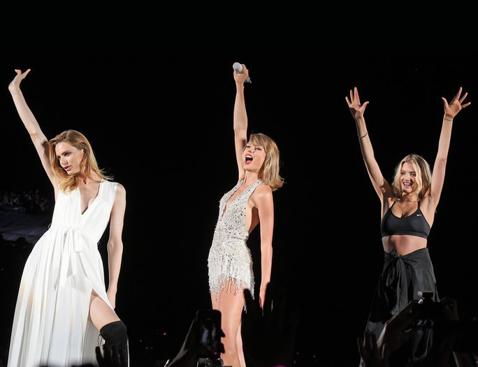 Taylor Swift The 1989 World Tour Live In Chicago - Night 2