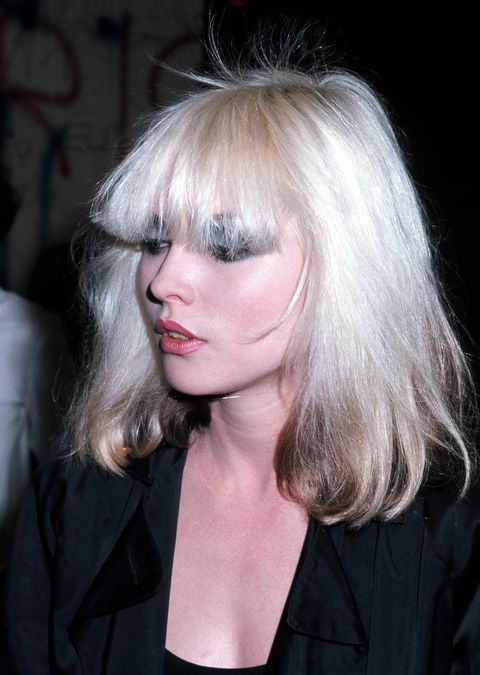 bionda Backstage at the Whisky a Go Go in Hollywood - February 9, 1977