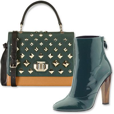 Autunno's Most Vibrant Bag and Shoe Combos - DKNY - 7 For All Mankind