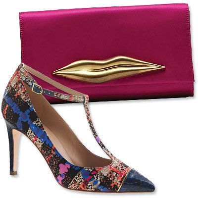 Autunno's Most Vibrant Bag and Shoe Combos - Diane von Furstenberg - J. Crew