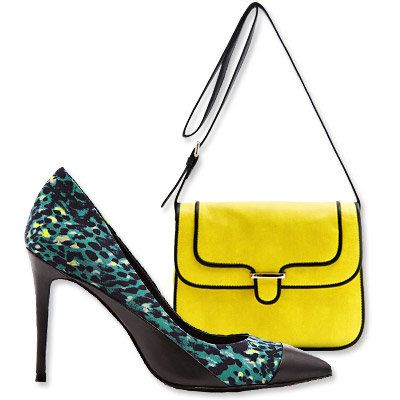 Autunno's Most Vibrant Bag and Shoe Combos - Mango - Reiss
