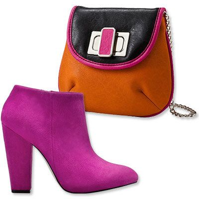 Autunno's Most Vibrant Bag and Shoe Combos - Zara - Chocolate New York