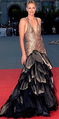 Charlize Theron, Atelier Versace, Best of 2007