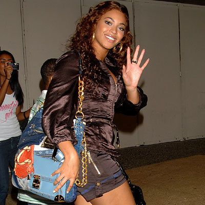 Beyonce Knowles, Louis Vuitton, It Bags