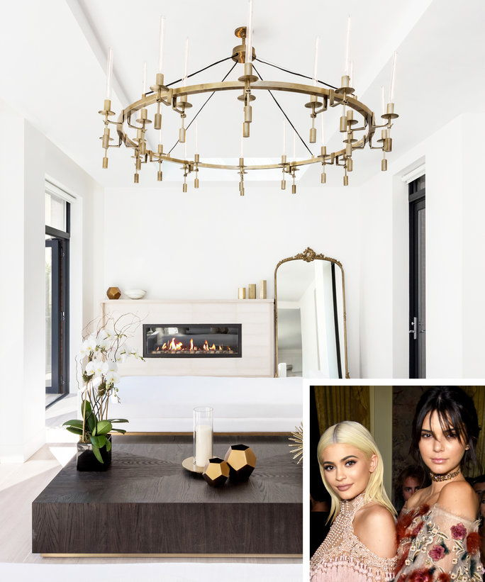Kylie Kendall Jenner NYFW Apartment - Lead 2016