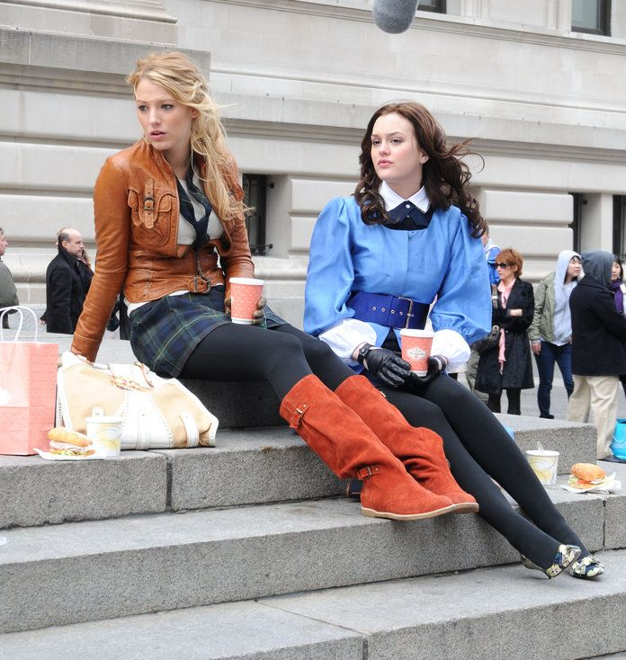 Majúce Lunch on the Steps of the Met is Nowhere Near Glamorous
