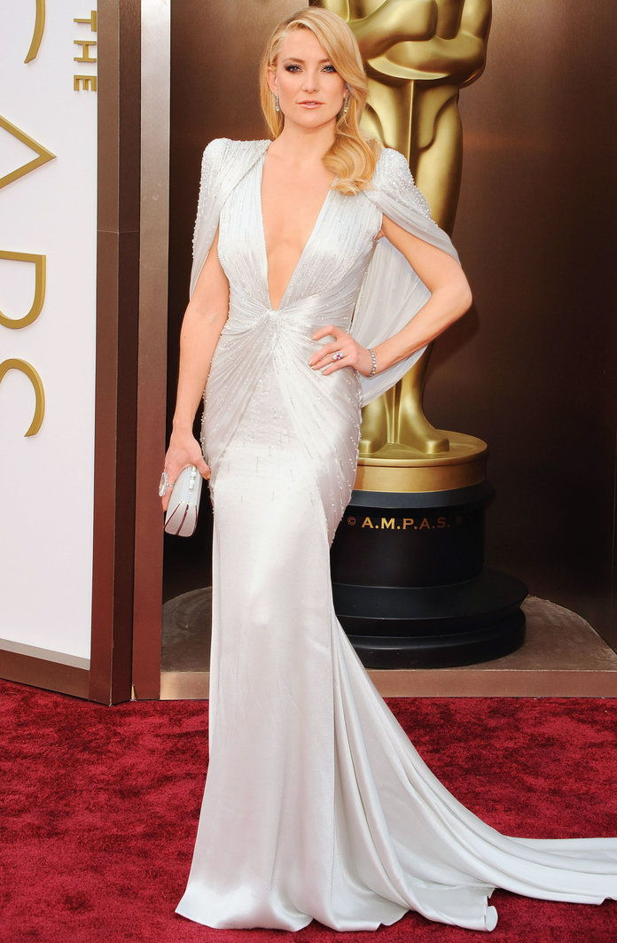 nel ATELIER VERSACE at the Oscars in L.A. (2014)