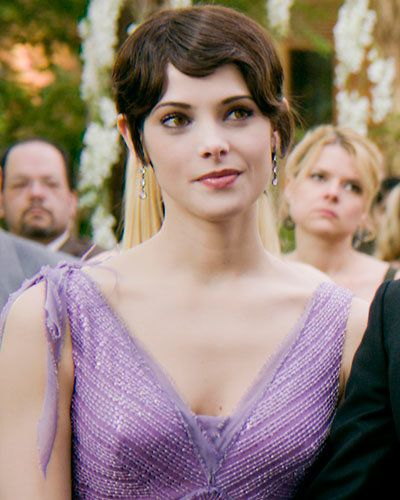 Ashley Greene - Alice Cullen - Twilight - Breaking Dawn - Hair