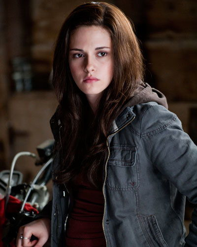 Kristen Stewart - Bella Swan - Twilight - Eclipse - Hair