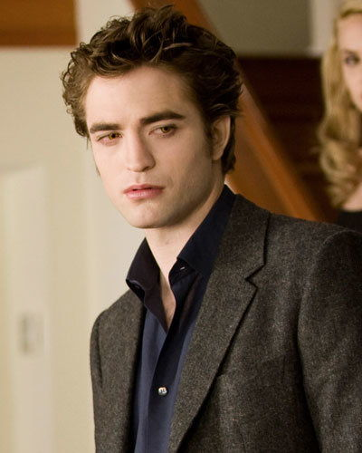 Robert Pattinson - Edward Cullen - Twilight - New Moon - Hair