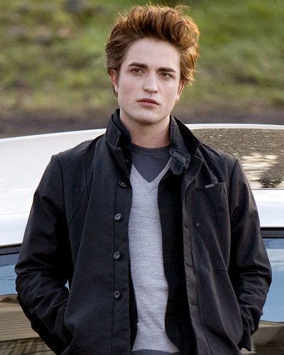 Robert Pattinson - Edward Cullen - Twilight - Hair