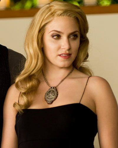 Nikki Reed - Rosalie Hale - Twilight - New Moon - Hair