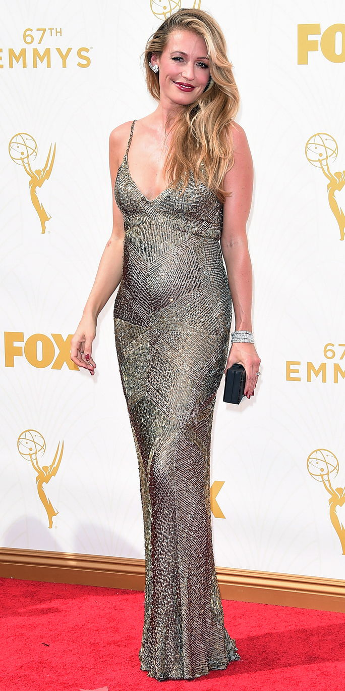 67 ° Annual Primetime Emmy Awards - Cat Deeley