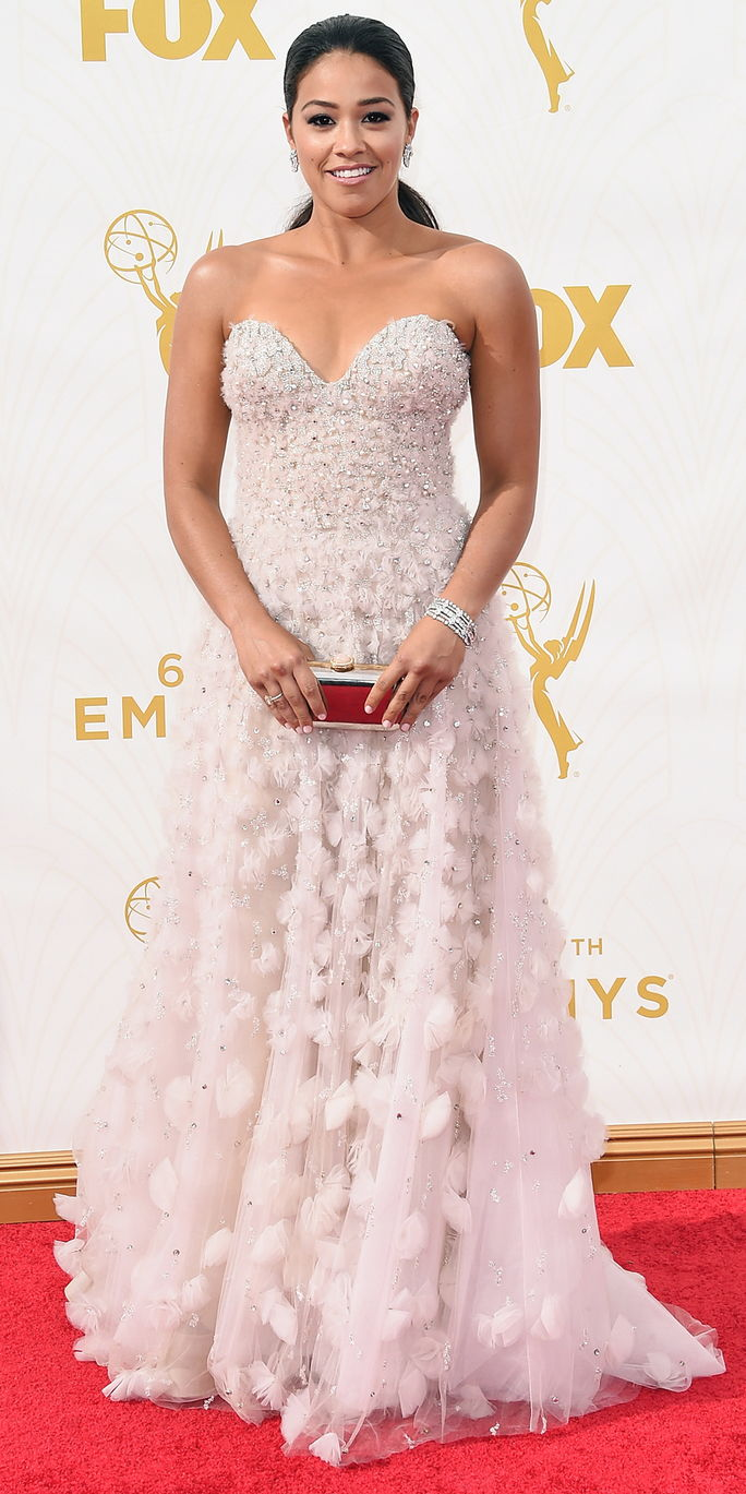 67 ° Annual Primetime Emmy Awards - Gina Rodriguez