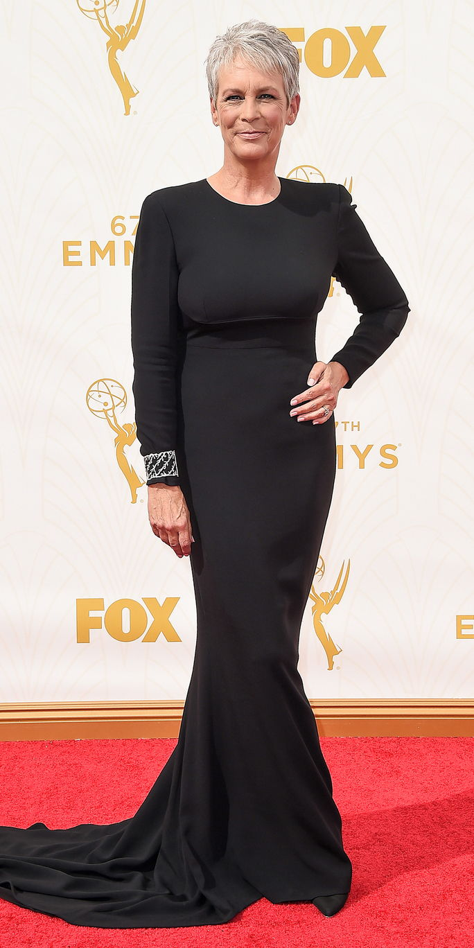 67 ° Annual Primetime Emmy Awards - Jamie Lee Curtis