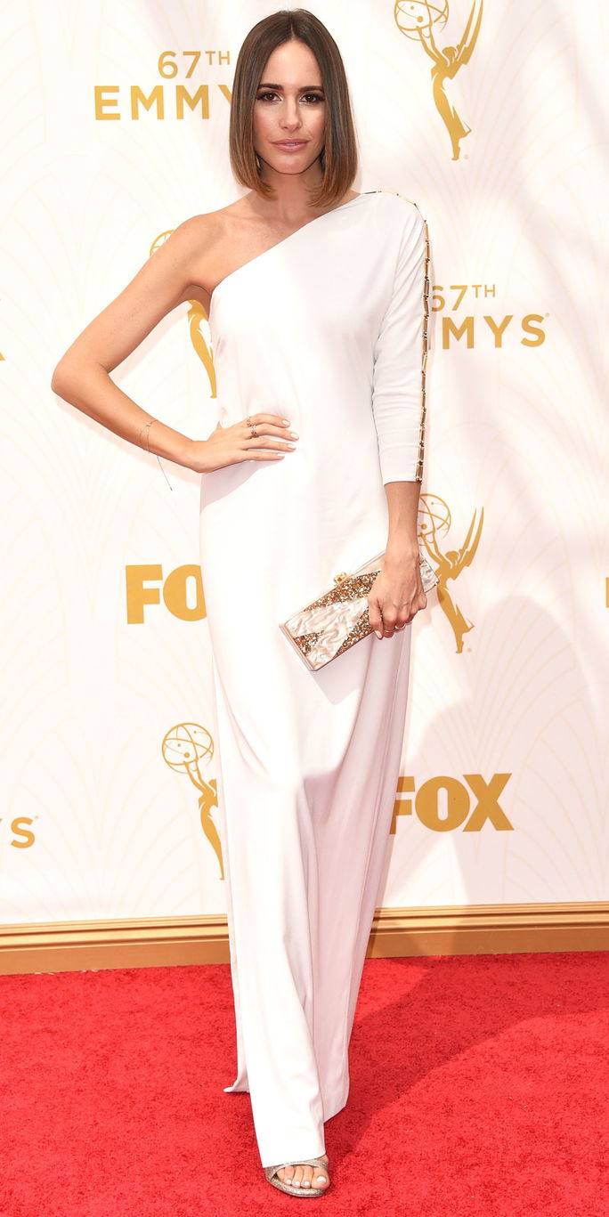 67 ° Annual Primetime Emmy Awards - Louise Roe