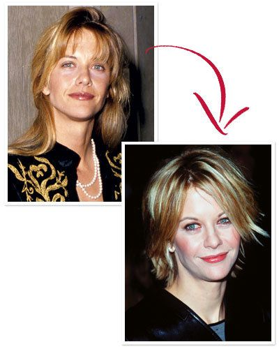 Meg Ryan's Choppy Crop