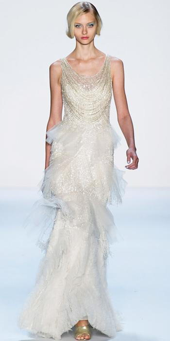 Badgley Mischka runway