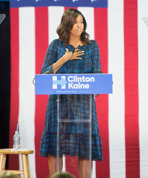 Michelle Obama Philly Clinton Rally - Embed 2016