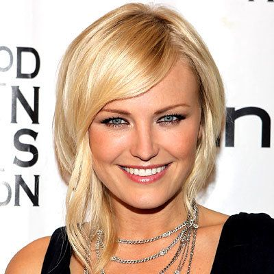 Malin Akerman - Edgy Ponytail - Top 10 Party Hairstyles of 2010