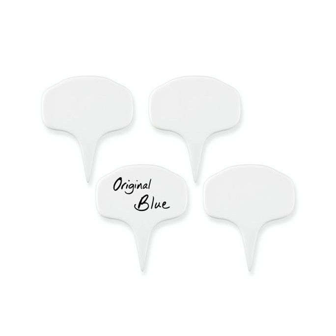 Ceramica Cheese Markers, Set of 4