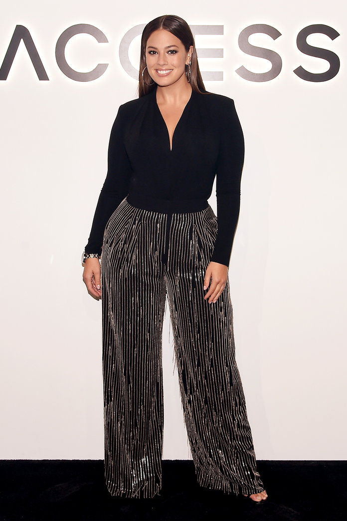 Ganti Your Cocktail Dress with a Trouser Look